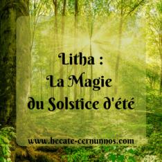 Litha : La Magie du Solstice d'été