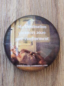 Ma destination vacances 2020 post confinement