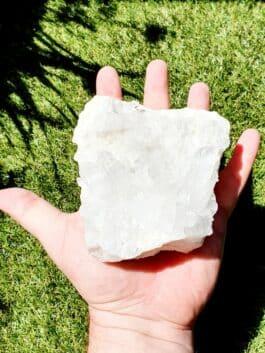 Druse Cristal de roche qualité AB