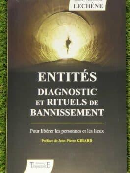 Entités diagnostic et rituels de bannissement