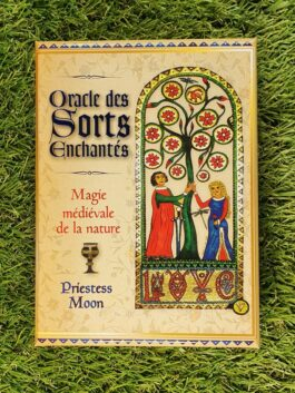 Oracle des Sorts enchantés – Magie médiévale de la nature – Coffret