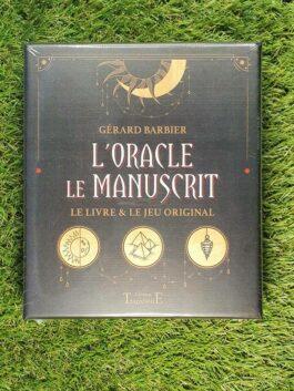 L'Oracle le Manuscrit – Le livre & le jeu original