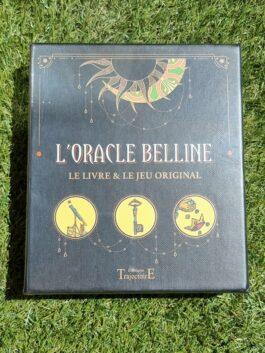 L'Oracle Belline – Le livre & le jeu original – Coffret