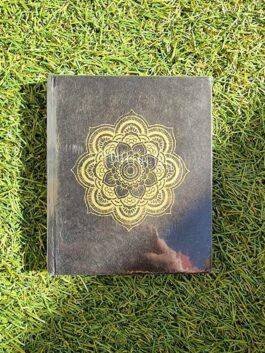 Petit carnet Mandala 10x8x1cm